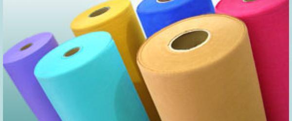Material textil de un solo uso para Decoración y Escenificación