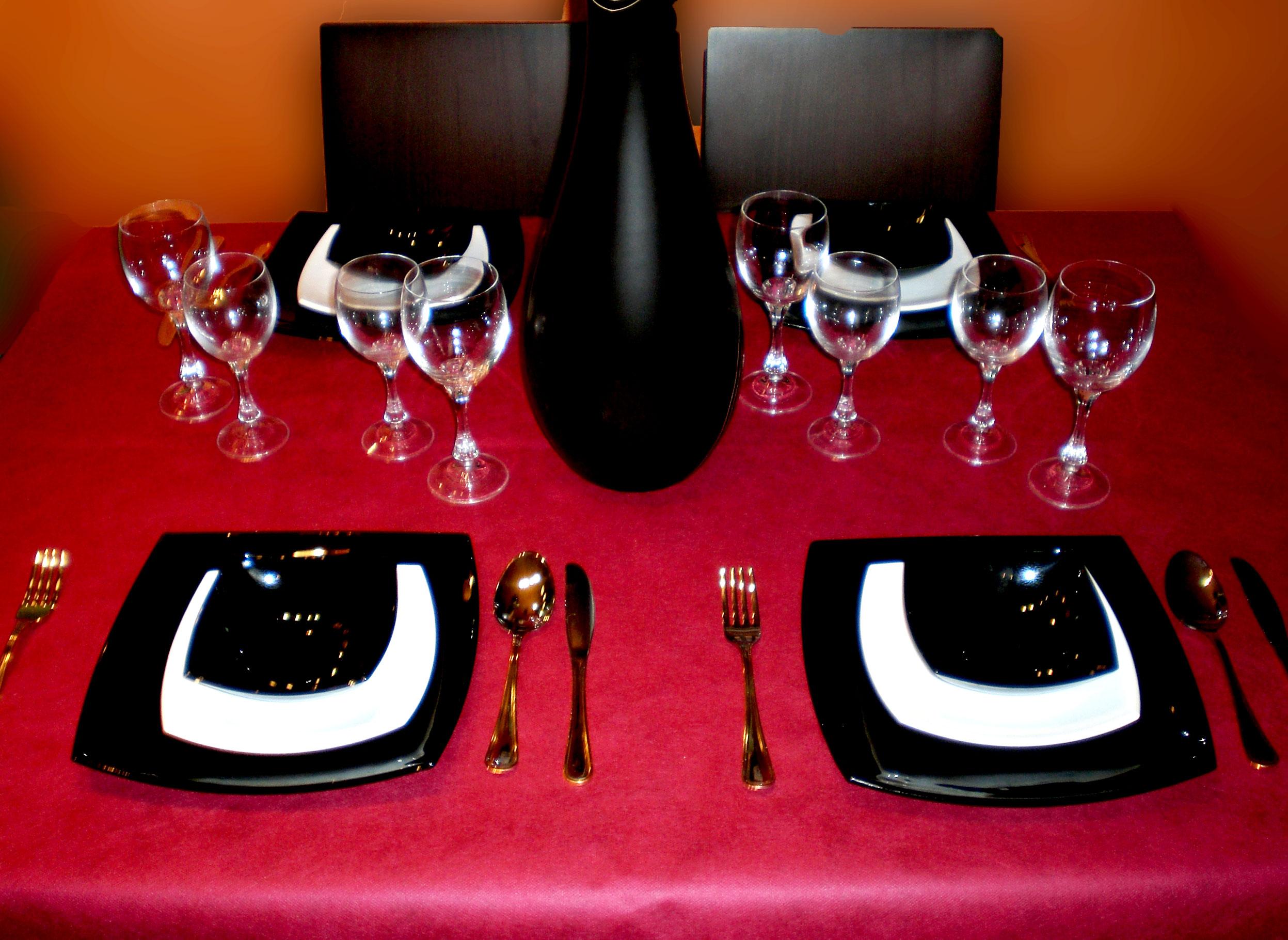 Manteles desechables para restaurantes